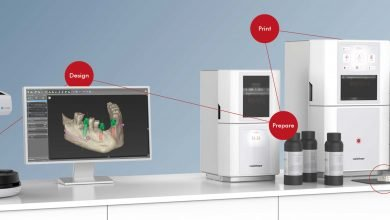Photo of Rapid Shape and VOCO qualify dental materials for 3D printing