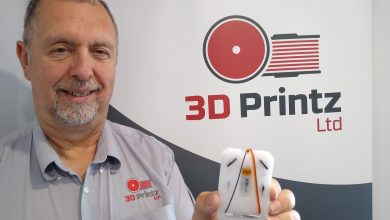 Photo of South Korea's Antclabs names 3D Printz as UK distributor