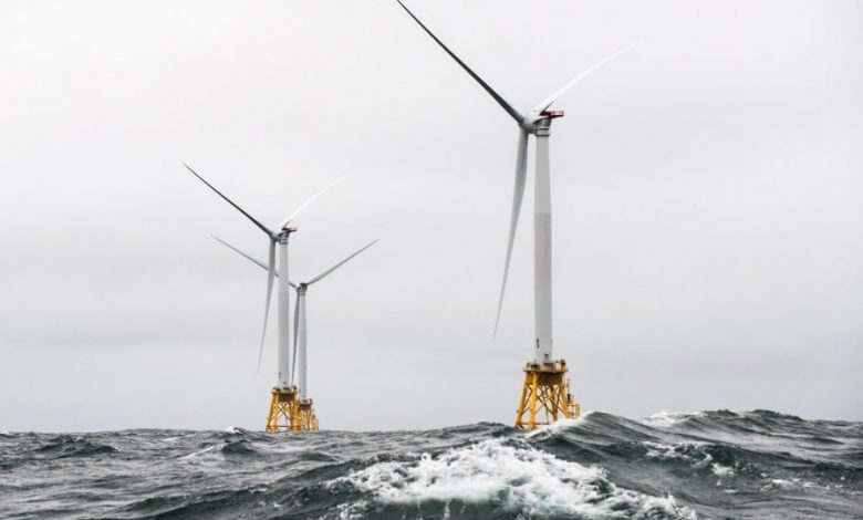 Photo of 3D printed concrete to help build offshore wind energy infrastructure
