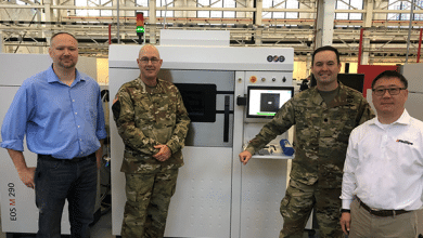 Photo of Phillips Corporation to provide additive manufacturing expertise to US Army