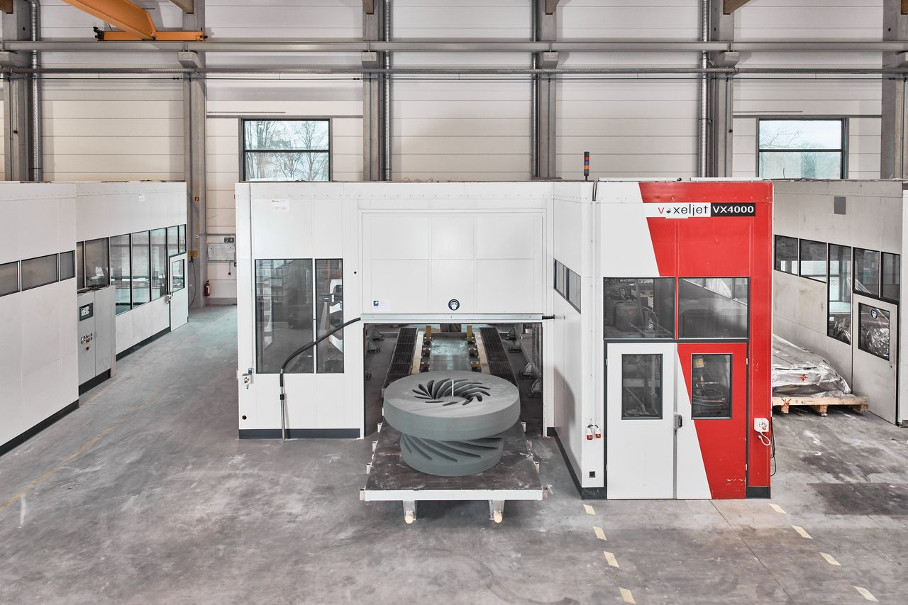 ACC, a new era for AM sand casting in Haliade-X offshore wind turbines