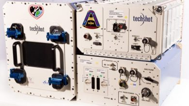 nScrypt bioprinting in space