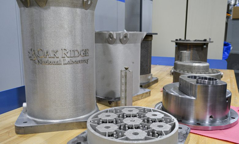 Photo of ORNL presents 3D printed nuclear reactor core for a faster, more economical path to nuclear energy
