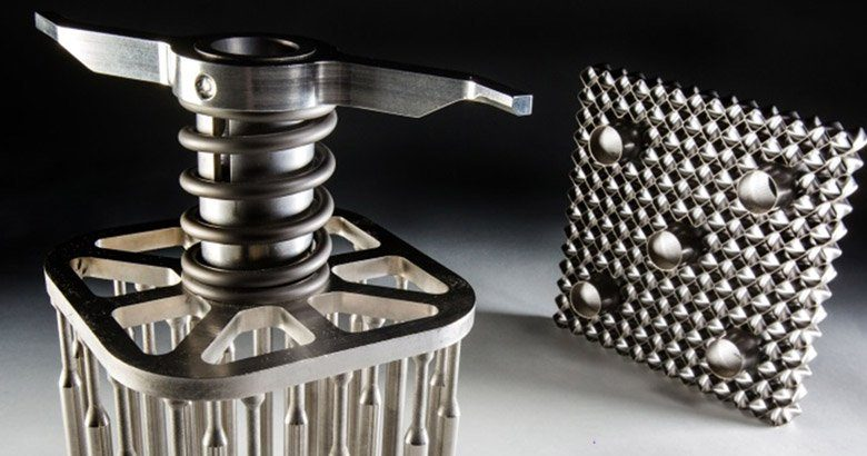 Photo of Westinghouse Electric Company installs 3D printed part in commercial nuclear reactor