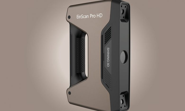 Photo of SHINING 3D launches new EinScan Pro HD 3D scanner