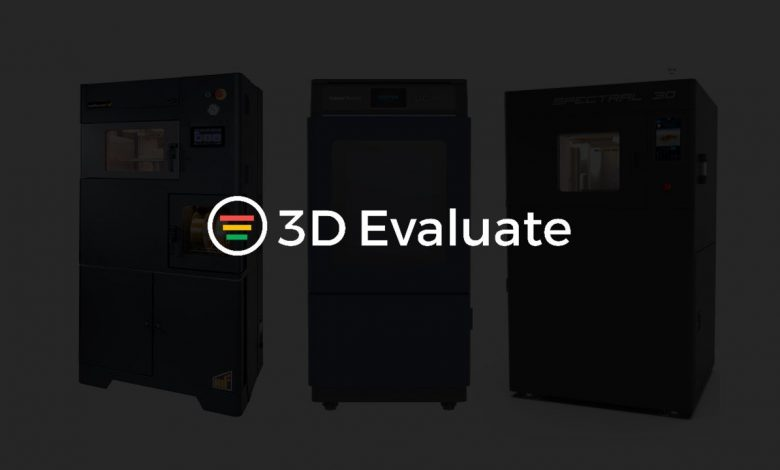 Photo of 3D Evaluate launches to support buyers of industrial 3D printing systems to examine and test leading technologies