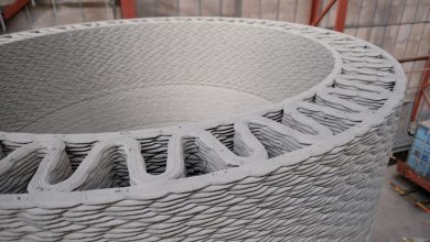 Photo of COBOD joins GE Renewable Energy & LafargeHolcim to 3D print bases for 200-m-tall wind turbines
