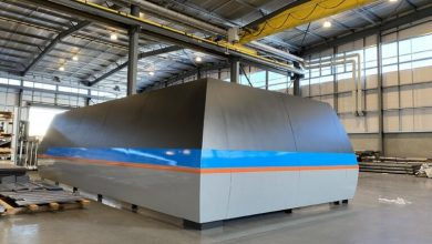 Photo of AML3D delivers ARCEMY 3D printer to ST Engineering in Singapore