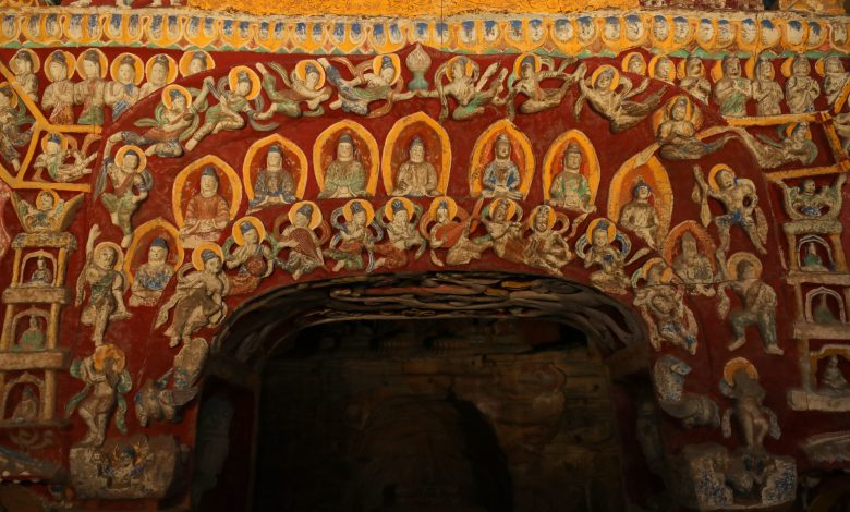 Photo of New exhibit features life-size 3D replica of ancient Buddhist Yungang Grottoes