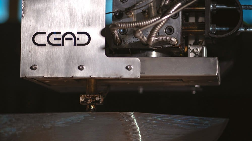 Siemens supports CEAD and Belotti in bringing BEAD composites LFAM system to market