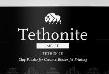 Photo of Tethon 3D launches Mullite Tethonite ceramic powder and resin for 3D printing