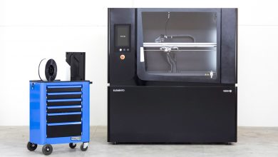 Photo of ELEMENTO, a new large format 3D printer from Crea3D