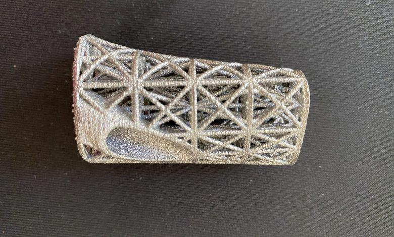 Photo of The NHS 3D printed shin bone cage saving patients from amputations