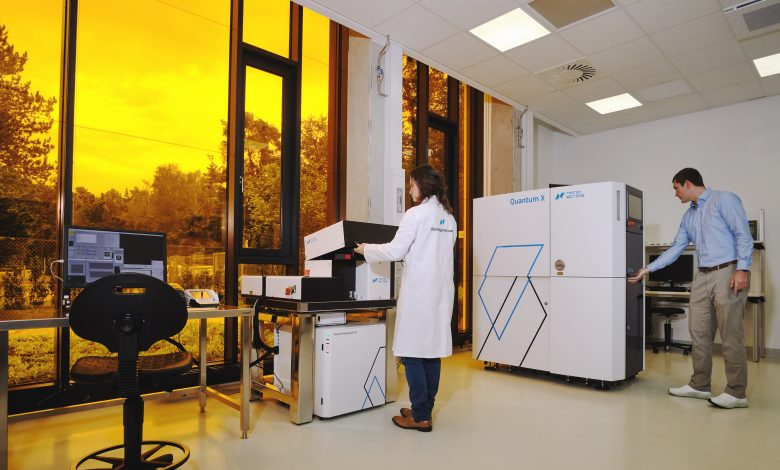Photo of The new Nanoscribe Microfabrication Experience Center opens its doors