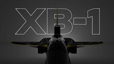 Photo of XB-1 commercial supersonic jet is real and 3D printing helped make it so