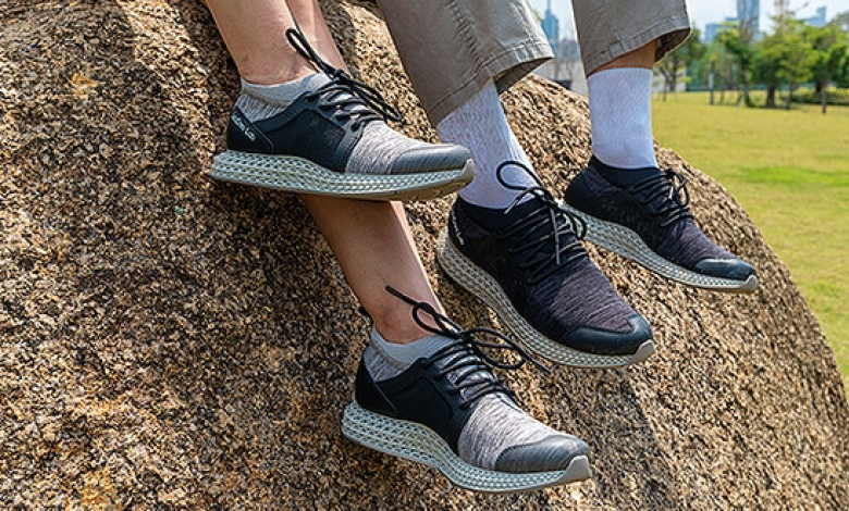 Photo of LuxCreo launches Bisca360 waterproof shoes with 3D printed midsoles