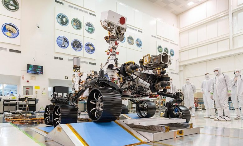 Photo of NASA JPL provides more details about Perseverance Rover's 3D printed metal parts
