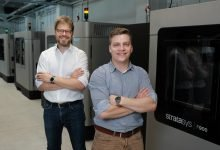 Photo of Latvian aerospace service AM Craft purchases four F900 3D printers