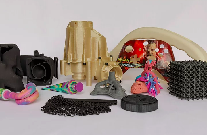 Photo of UK-based 3D printing service Division X Creative opens up shop