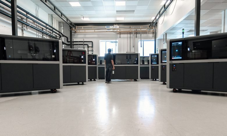 Photo of Desktop Metal goes public through business combination with Trine