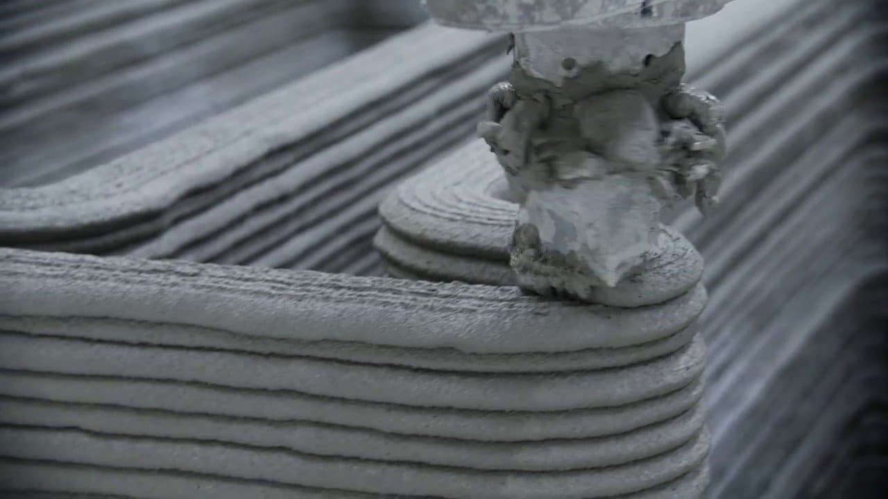 rheology of construction 3D printing