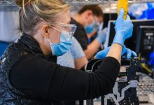 Photo of GM leveraging Stratasys 3D printing in ventilator tooling production