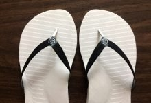 Photo of Retraction Footwear 3D printed flip flop product review