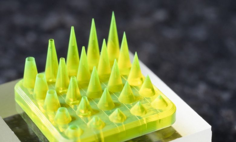 Photo of UpNano introduces nano-resolution 2PP technology to 3D print centimeter-size parts in minutes