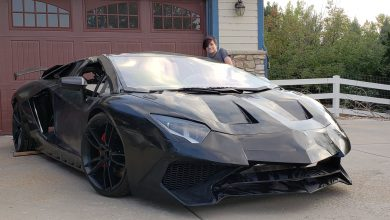 Photo of Remember the 3D printed Lamborghini? Look at it now