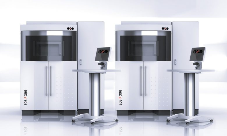 3DPrintUK's new EOS Formiga machines