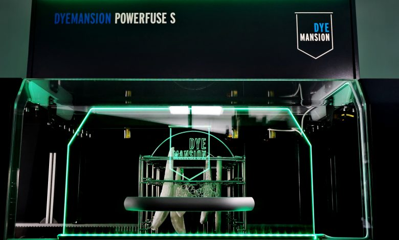 The Powerfuse in Green Deal colors