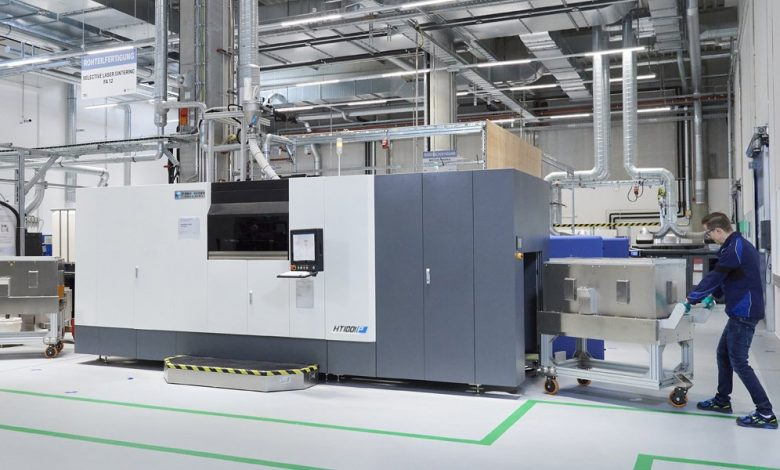 Photo of Farsoon installs laser sintering systems at Chuanglian 3D Technology Company