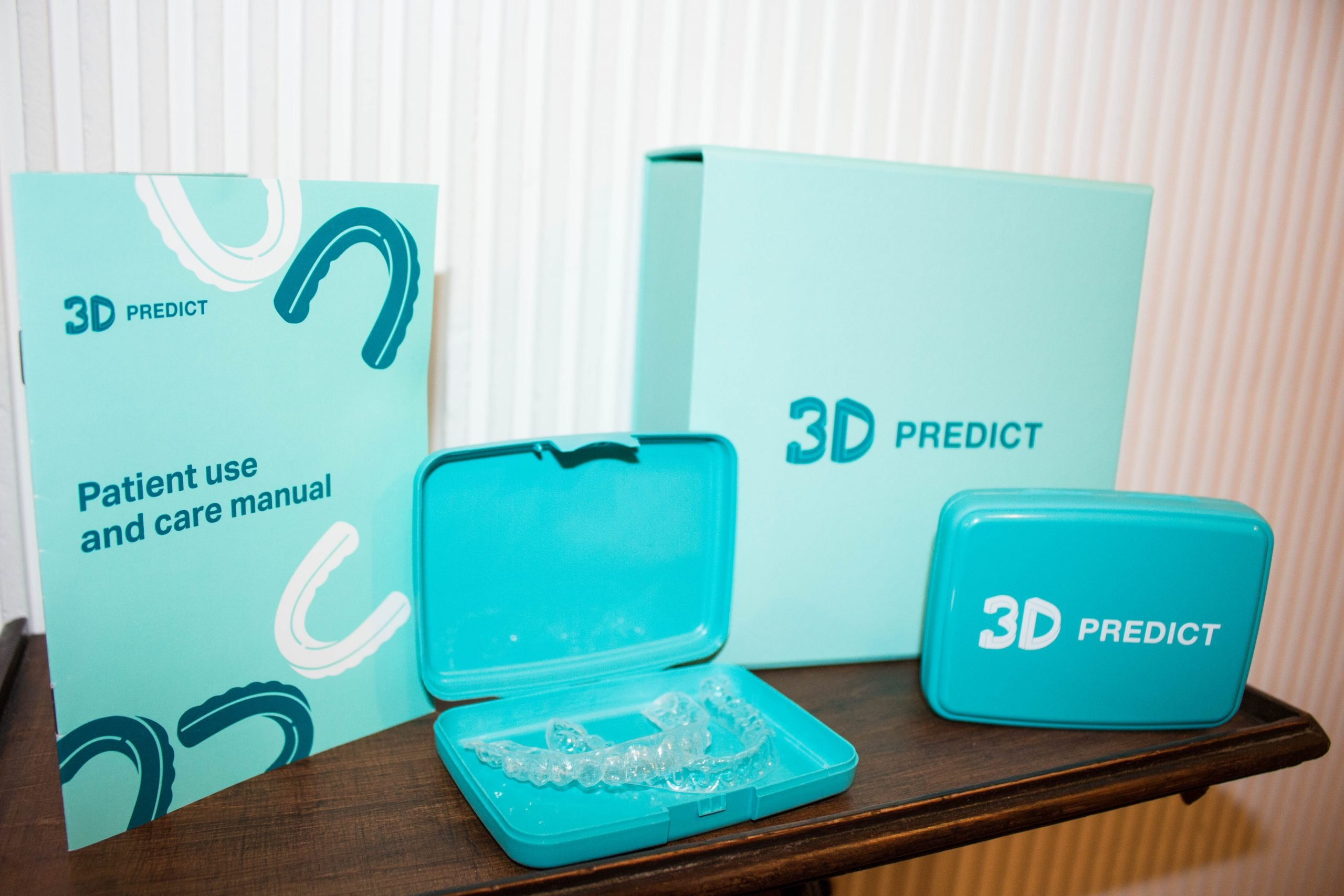 3D Predict tooth aligners