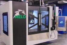 Photo of MELD Manufacturing announces new machine; targets intermediate sized manufacturing clients