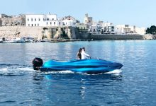 Photo of MAMBO 3D printed fiberglass boat debuts at Genova Boat Show