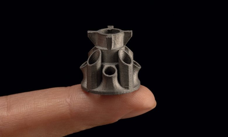 Photo of ADDvance Sinter250 gas mixture supports optimal sintering of BMD printed parts