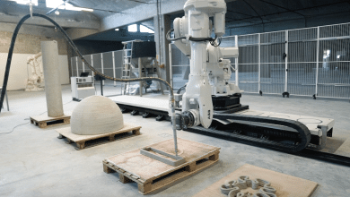 Photo of Vertico opens new concrete 3D printing facility in Eindhoven