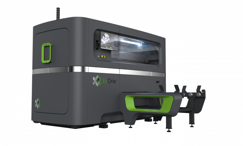 ExOne InnoventPro X1D1 product release