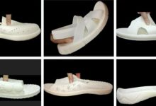 Photo of The Kings 3D of footwear 3D printing in China