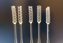 Photo of These 3D printed nasal swabs self-adjust for comfort