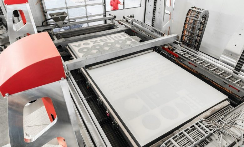 Photo of voxeljet advances its expansion in India with sale of another VX4000