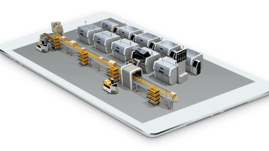 A representation of Industry 4.0 and additive manufacturing automation