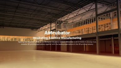 Photo of Additive Center and Marketiger present AMcubator project