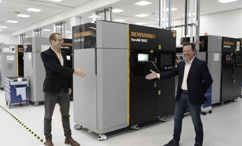 Photo of The UK's new Digital Manufacturing Centre orders two RenAM 500Q's