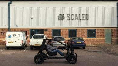 Photo of Scaled unveils Project Chameleon 3D printed electric vehicle