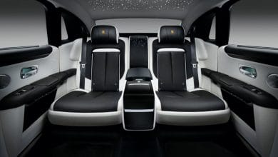 Photo of New Rolls Royce Ghost Extended integrates multiple 3D printed parts for increased legroom