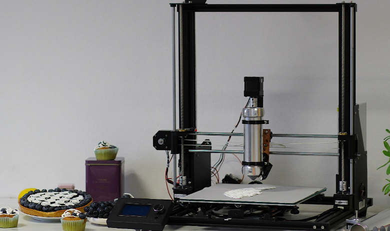 Photo of From Sculpteo to Cakewalk3d, to democratize 3D printed food