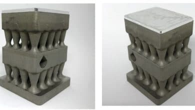 Photo of When two worlds collide: ultrasonic additive manufacturing meets powder bed fusion