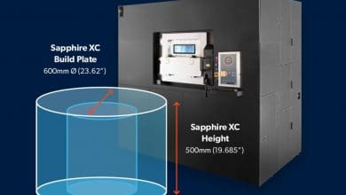 Photo of VELO3D launches Sapphire XC 3D printer with 5x higher throughput