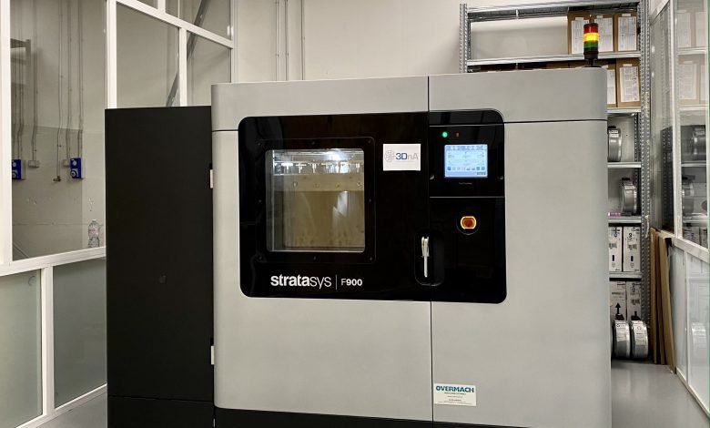 Photo of 3DnA purchases Stratasys large-scale F900 3D printer